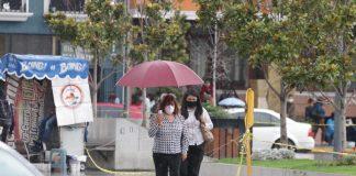 SMN pronostica ambiente templado y chubascos en Hidalgo