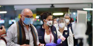 La STPSH verifica medidas sanitarias en Plaza Galerías Pachuca