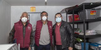 Valorar y dignificar la Protección Civil apuesta de Pablo Vargas