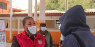 Vecinos de Ixmiquilpan reclaman seguridad, asegura Anel Torres