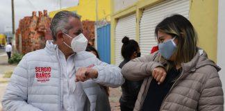 Inservible 70 por ciento de luminarias de Pachuca, acusa Sergio Baños