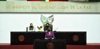 Pide María Luisa Pérez, vigilar perspectiva de género en comicios locales
