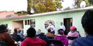 Se avecina la hora del verdadero cambio para El Arenal: Ranulfo Serrano