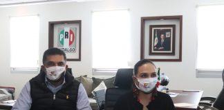 Impugnará PRI elección en 21 municipios de Hidalgo