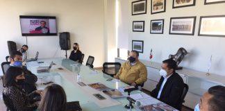 Presentó Ricardo Crespo sus propuestas ante el CCEH