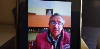 Denuncia Pablo Vargas hackeo de su cuenta de WhatsApp y línea telefónica