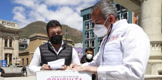 Revela Sergio Baños que ciudadanía busca retiro de parquímetros