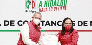 Pachuca será ciudad transparente, productiva y cercana a la gente: Sergio Baños