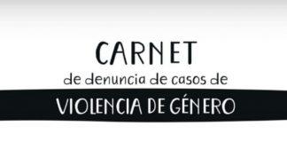 Presenta PGJEH carnet para denunciar violencia de género