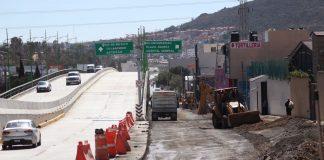 Abrirán paso en distribuidor vial Ceuni rumbo al corredor de la montaña
