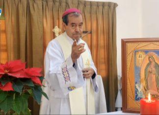 Exhorta Arzobispo a celebrar a la Virgen en casa