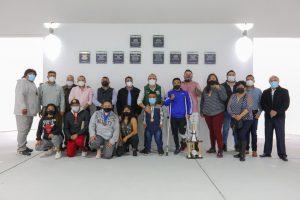 Rehabilita Concejo de Mineral de la Reforma escuela de box