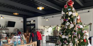 Sedeso invita a comprar artículos navideños artesanales en Hidarte