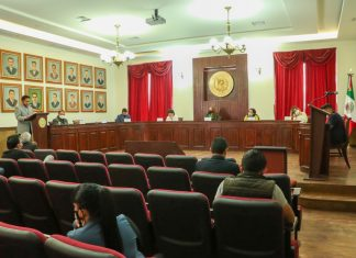 Aprueban modificación en Reglamentos de Tránsito y Protección Civil